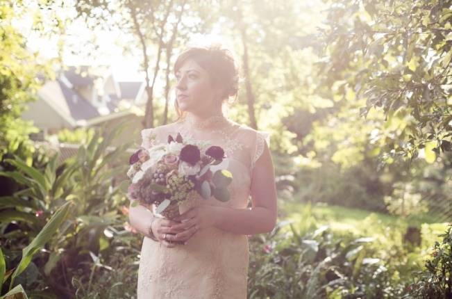 Nature + Vintage Inspired Louisiana Wedding {Heirloom Collective} 3