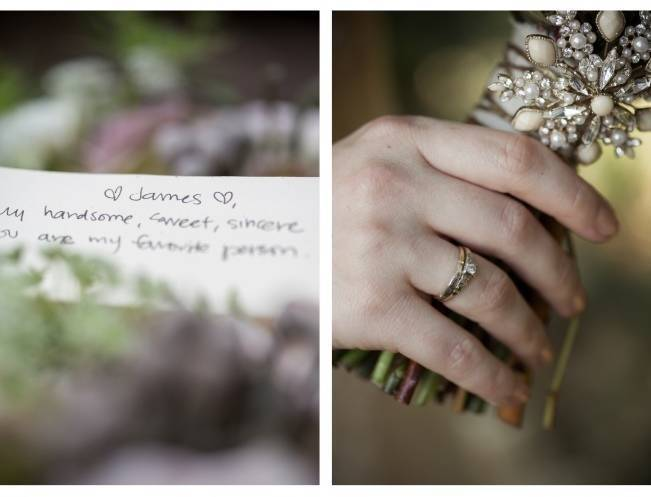 Nature + Vintage Inspired Louisiana Wedding {Heirloom Collective} 6