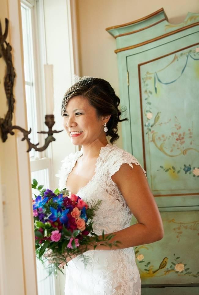 Rustic Chic Farm Wedding {Dustin Weiss Photography}