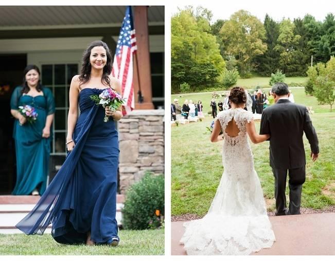 Rustic Chic Farm Wedding {Dustin Weiss Photography} 10