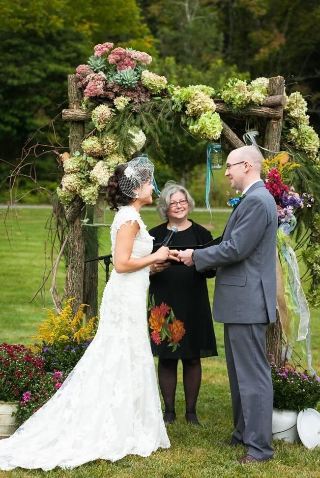 Rustic Chic Farm Wedding {Dustin Weiss Photography} 11