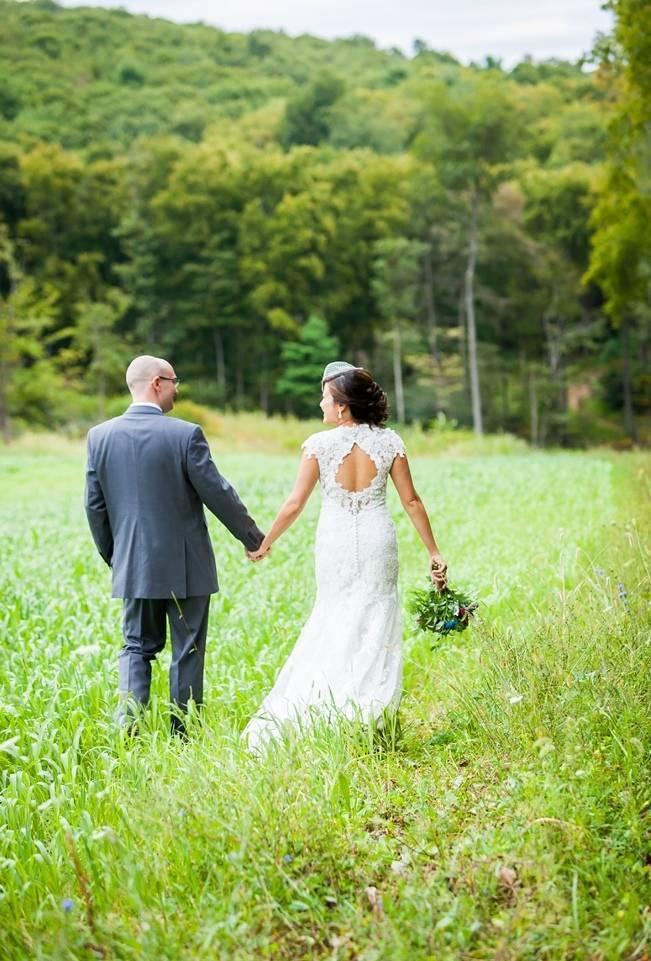 Rustic Chic Farm Wedding {Dustin Weiss Photography} 16
