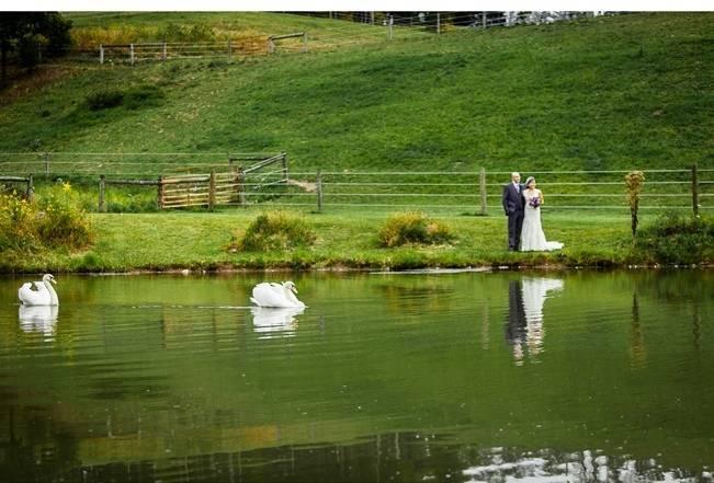 Rustic Chic Farm Wedding {Dustin Weiss Photography} 17