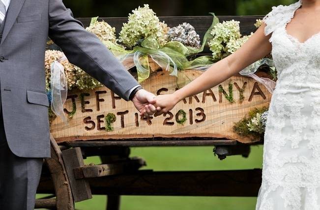 Rustic Chic Farm Wedding {Dustin Weiss Photography} 23