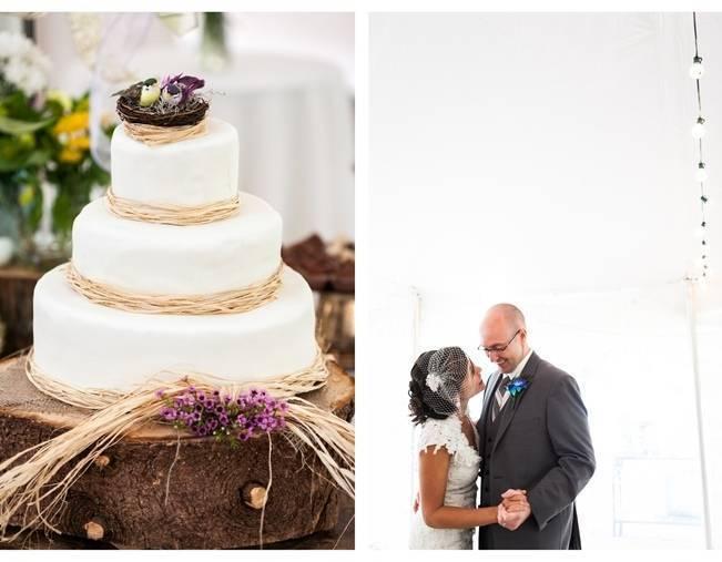 Rustic Chic Farm Wedding {Dustin Weiss Photography} 28