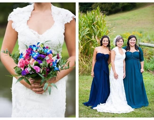Rustic Chic Farm Wedding {Dustin Weiss Photography} 4