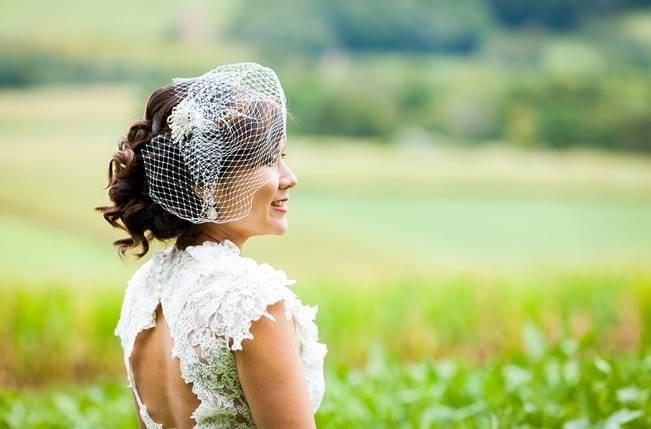 Rustic Chic Farm Wedding {Dustin Weiss Photography} 5