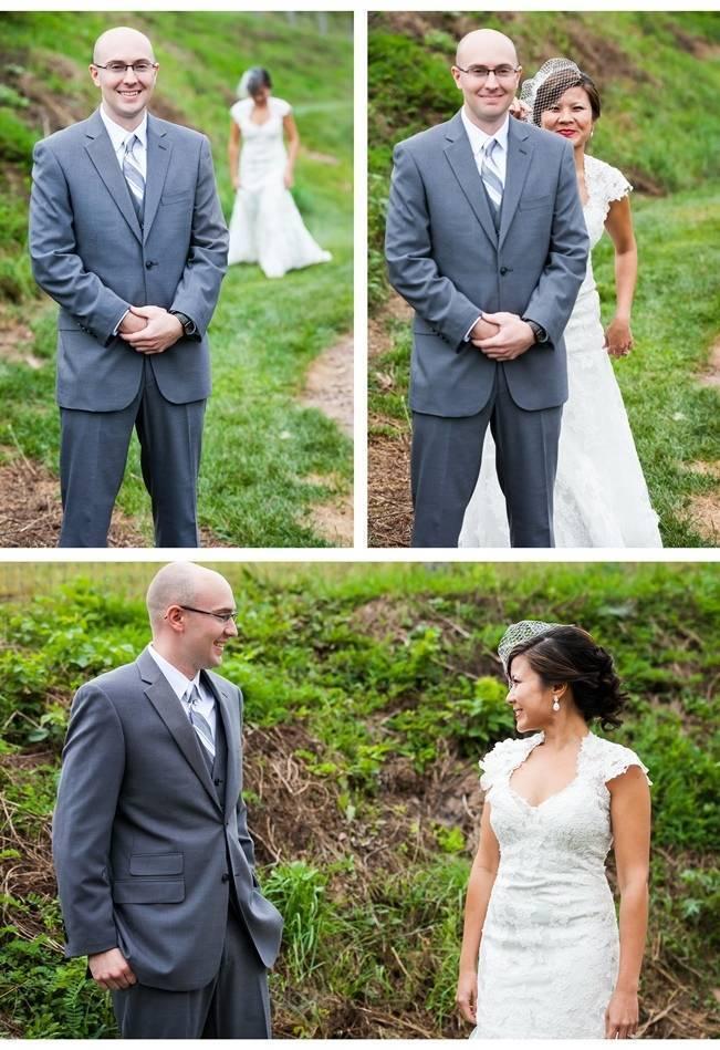 Rustic Chic Farm Wedding {Dustin Weiss Photography} 6