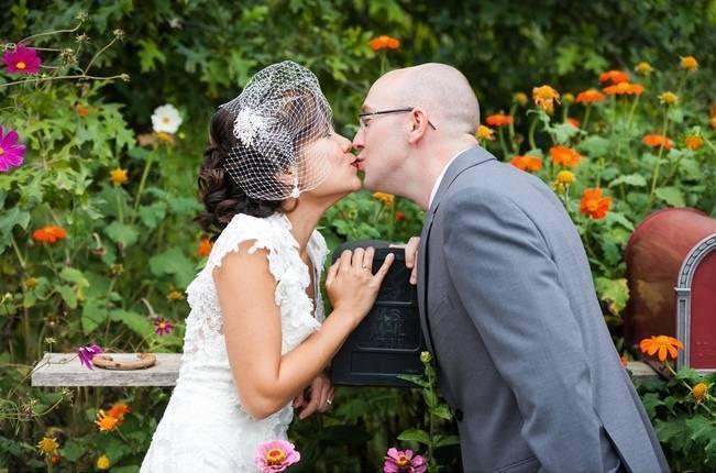 Rustic Chic Farm Wedding {Dustin Weiss Photography} 7