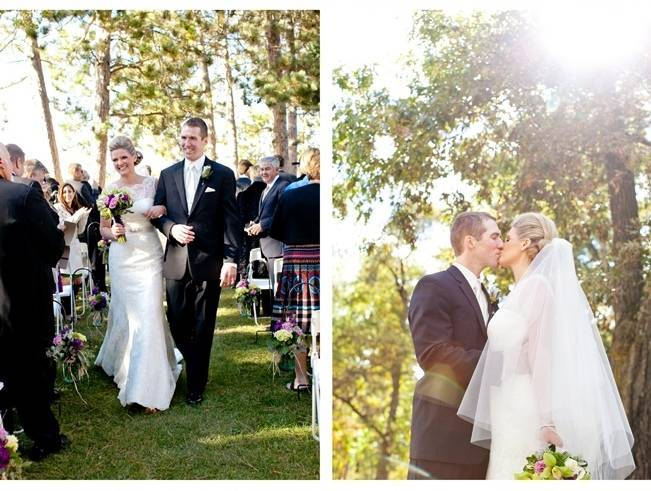 Rustic Minnesota Lakeside Wedding {Erin Johnson Photography} 13
