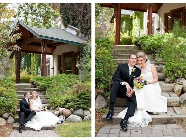 Rustic Minnesota Lakeside Wedding {Erin Johnson Photography} 16
