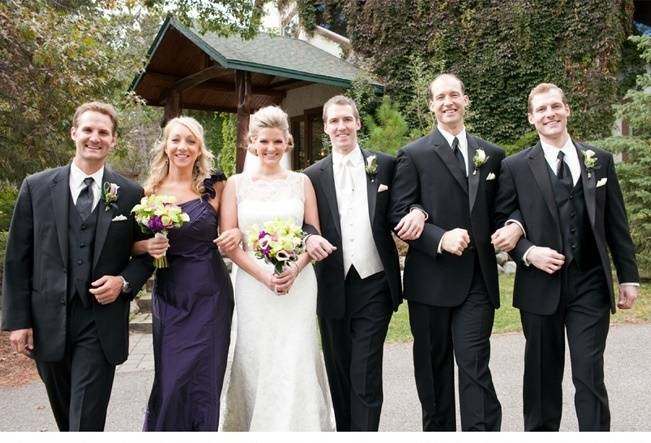 Rustic Minnesota Lakeside Wedding {Erin Johnson Photography} 18
