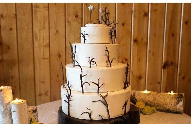 Rustic Minnesota Lakeside Wedding {Erin Johnson Photography} 25