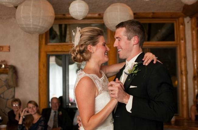 Rustic Minnesota Lakeside Wedding {Erin Johnson Photography} 27