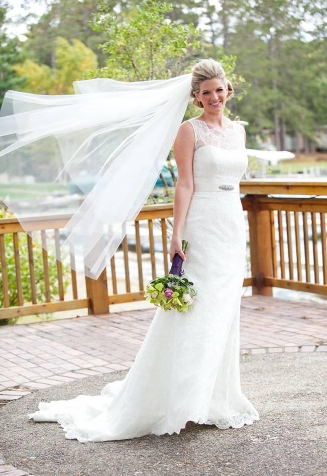 Rustic Minnesota Lakeside Wedding {Erin Johnson Photography} 9