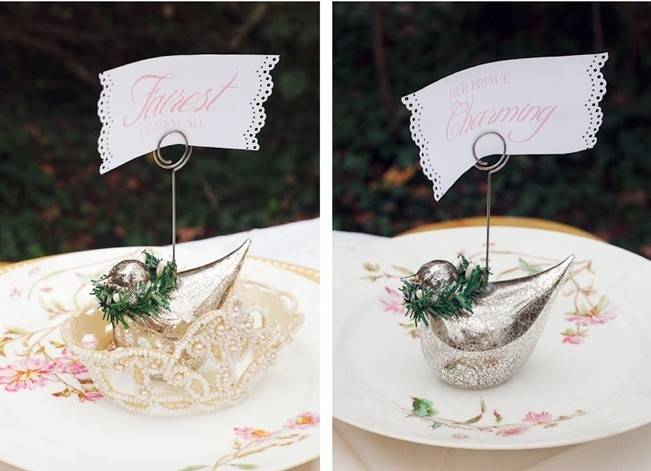 Rustic Snow White Wedding Inspiration Shoot 12