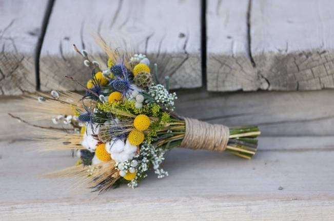 Wedding Flower Inspiration Pussy Willows 3