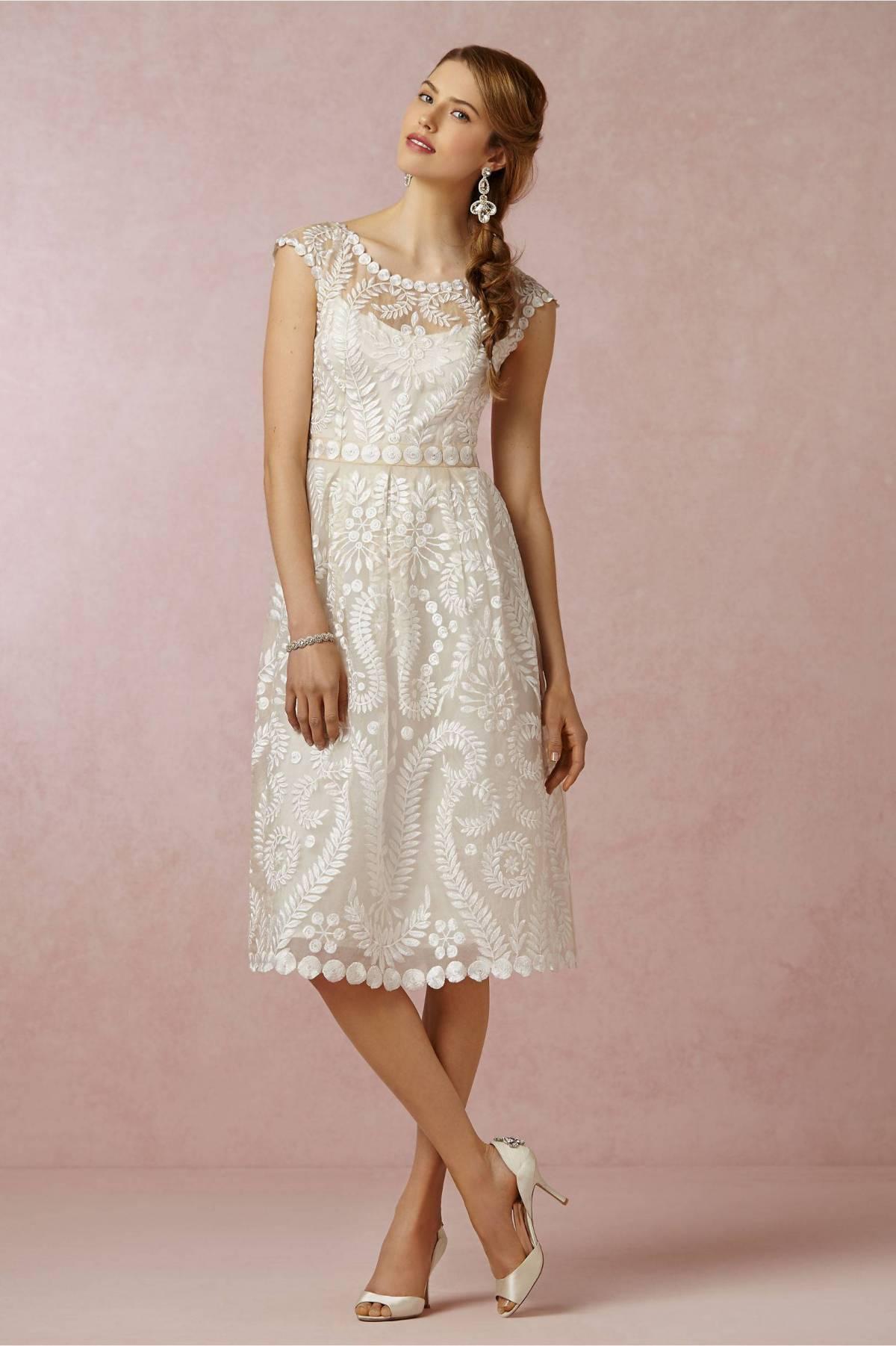 BHLDN_Hanna_Dress | Sweet Violet Bride