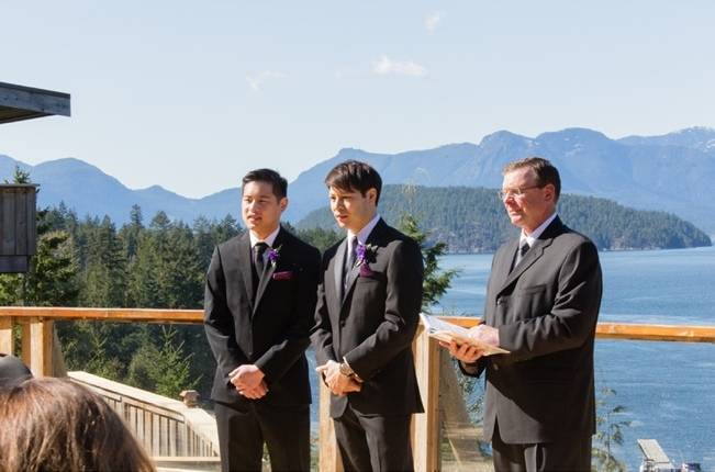 British Columbia Wilderness Lodge Wedding {Modern Romance Productions} 10