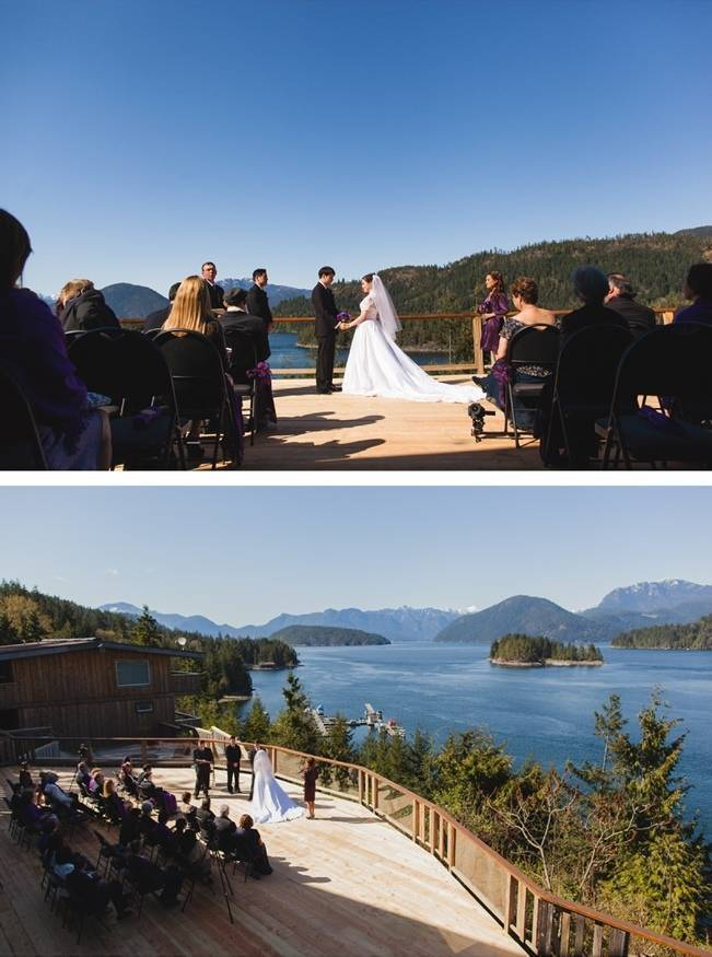 British Columbia Wilderness Lodge Wedding {Modern Romance Productions} 12