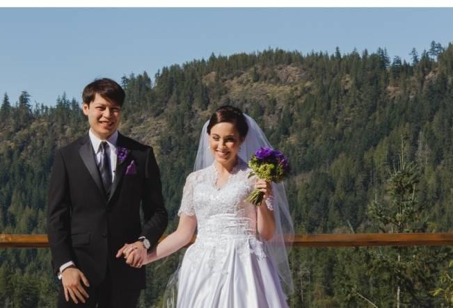British Columbia Wilderness Lodge Wedding {Modern Romance Productions} 13