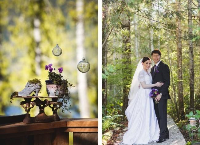 British Columbia Wilderness Lodge Wedding {Modern Romance Productions} 14