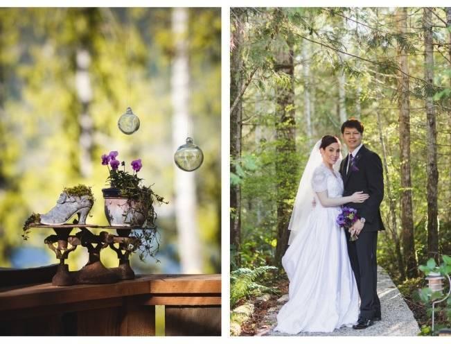 British Columbia Wilderness Lodge Wedding {Modern Romance Productions} 14