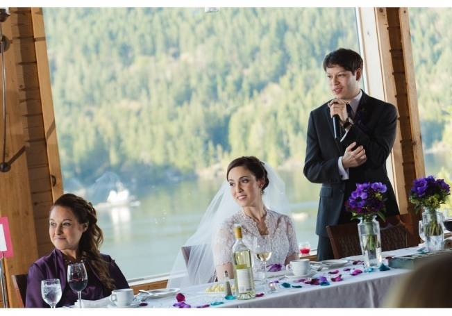 British Columbia Wilderness Lodge Wedding {Modern Romance Productions} 20