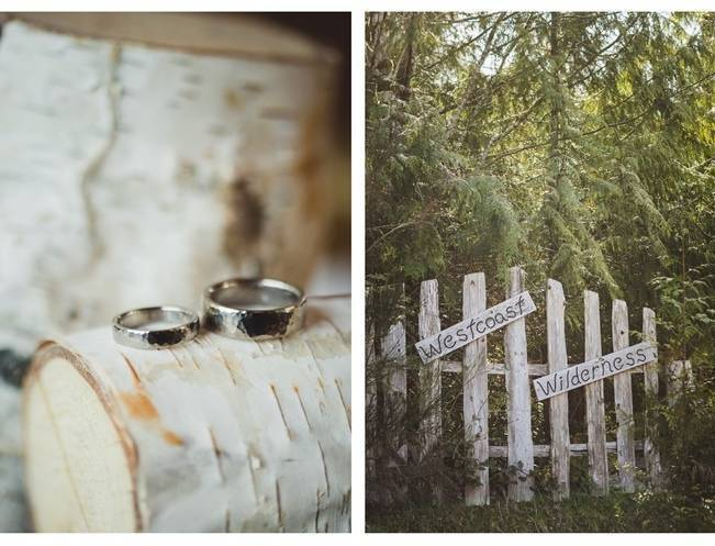 British Columbia Wilderness Lodge Wedding {Modern Romance Productions} 3