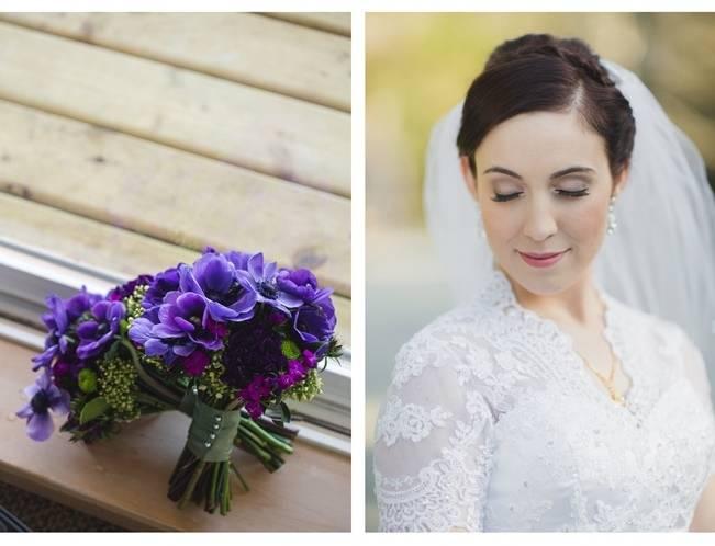 British Columbia Wilderness Lodge Wedding {Modern Romance Productions} 9