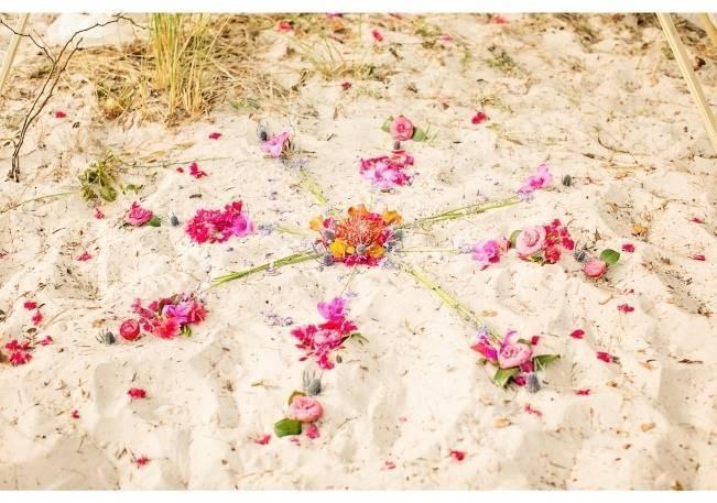Coachella Inspired Wedding Shoot {Macon Photography} 11