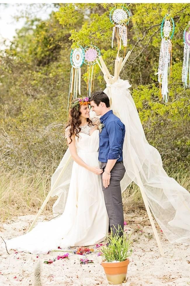 Coachella Inspired Wedding Shoot {Macon Photography} 13
