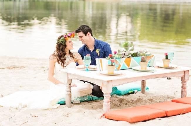 Coachella Inspired Wedding Shoot {Macon Photography} 4