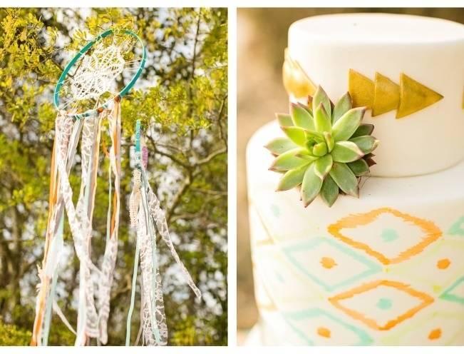 Coachella Inspired Wedding Shoot {Macon Photography} 7
