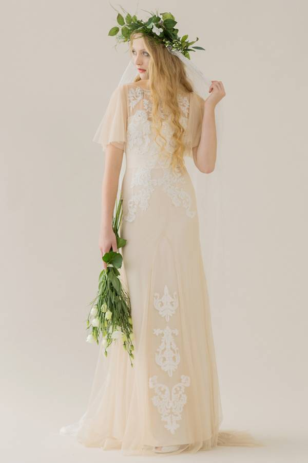 "Rue De Seine's ""Young Love"" Bridal Collection"