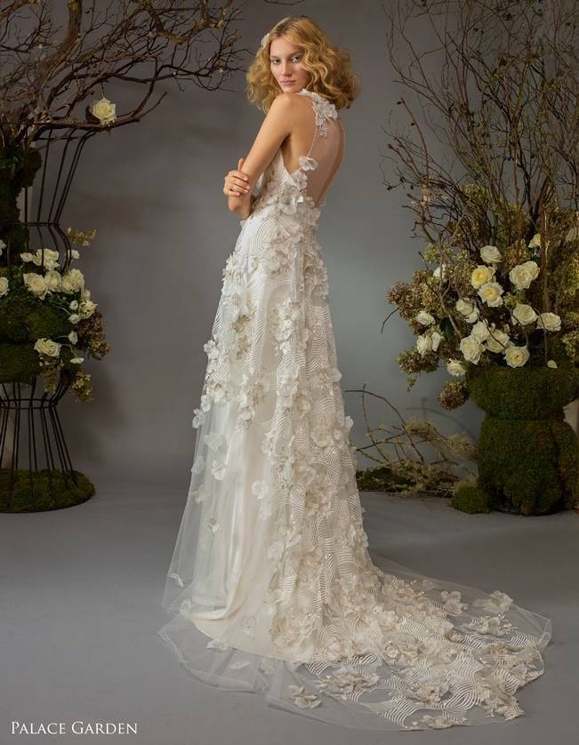 Elizabeth Fillmore Fall 2014 Bridal Collection