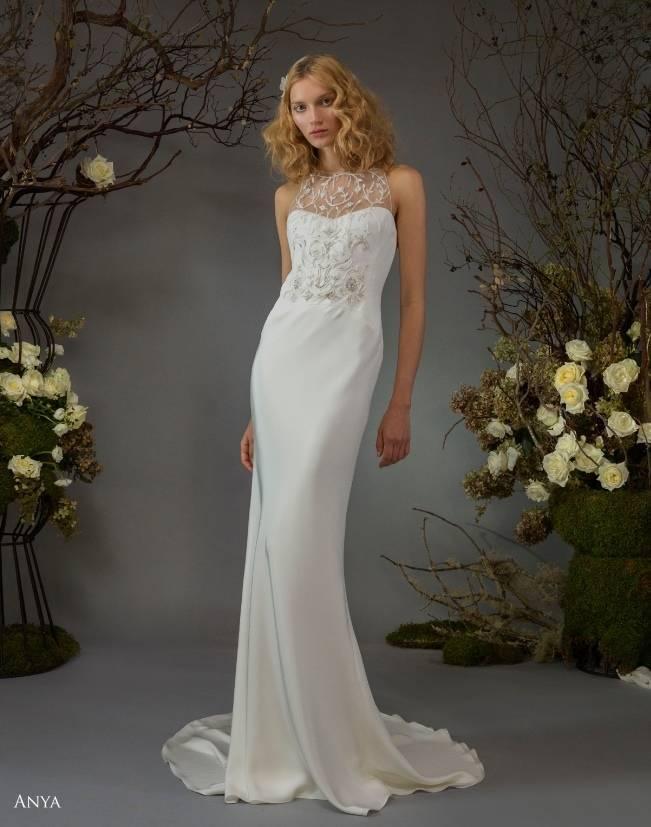 Elizabeth Fillmore Fall 2014 Bridal Collection 12
