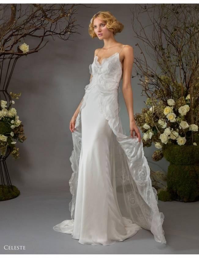 Elizabeth Fillmore Fall 2014 Bridal Collection 13