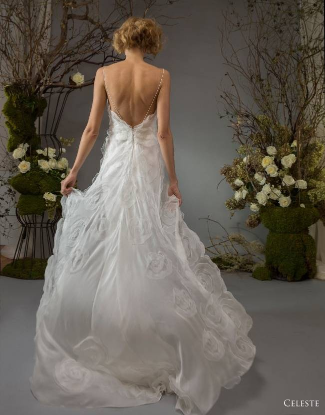 Elizabeth Fillmore Fall 2014 Bridal Collection 14