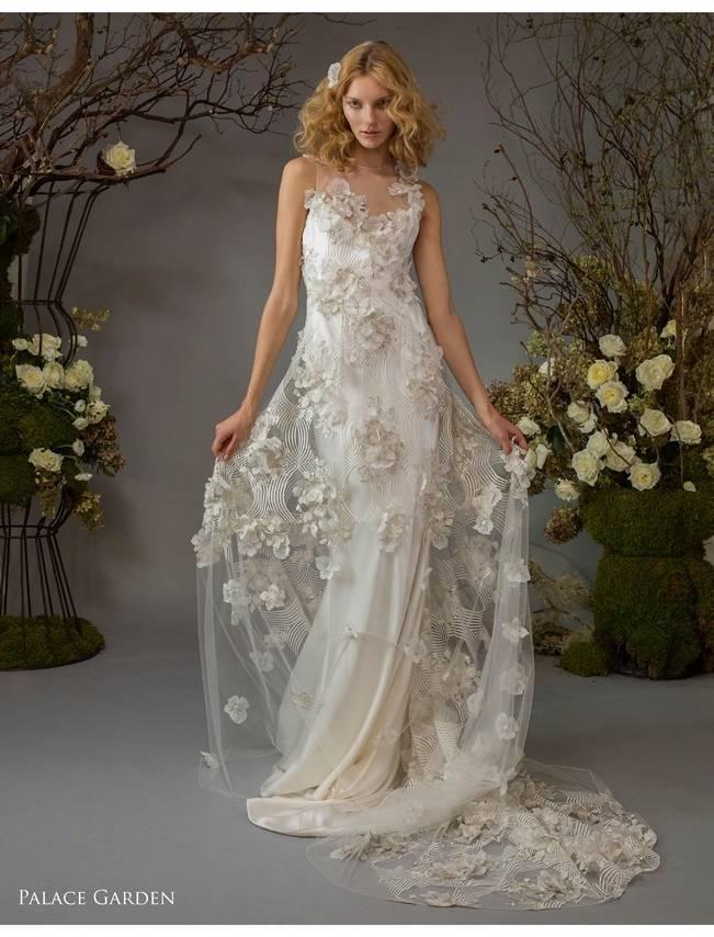 Elizabeth Fillmore Fall 2014 Bridal Collection 2