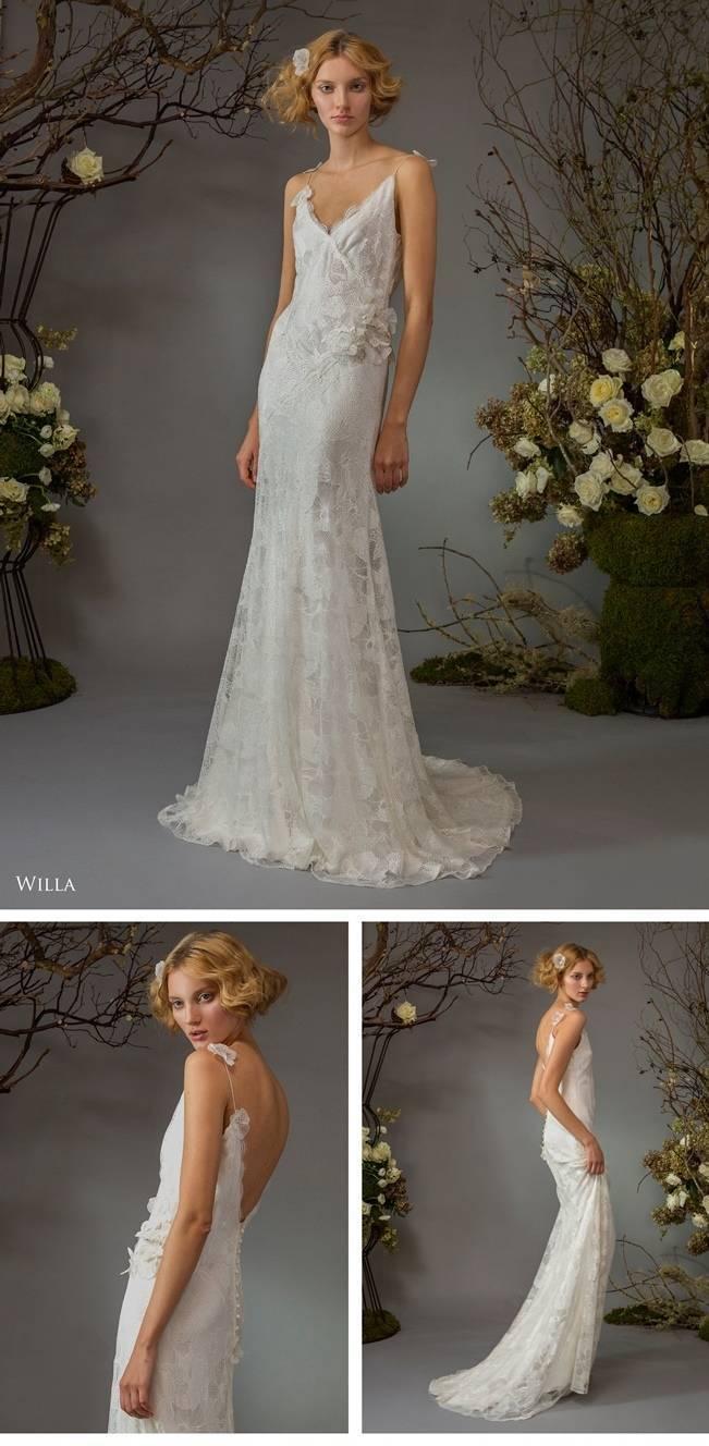 Elizabeth Fillmore Fall 2014 Bridal Collection 3