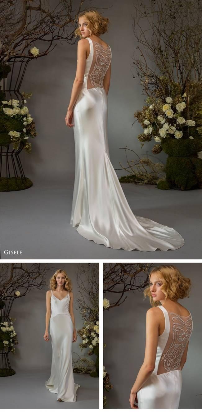 Elizabeth Fillmore Fall 2014 Bridal Collection 4