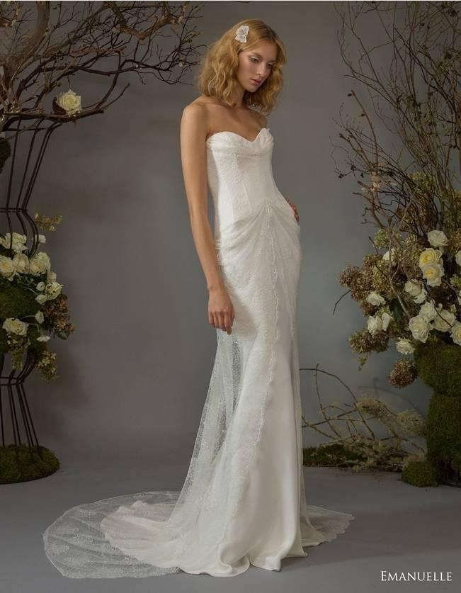 Elizabeth Fillmore Fall 2014 Bridal Collection 5
