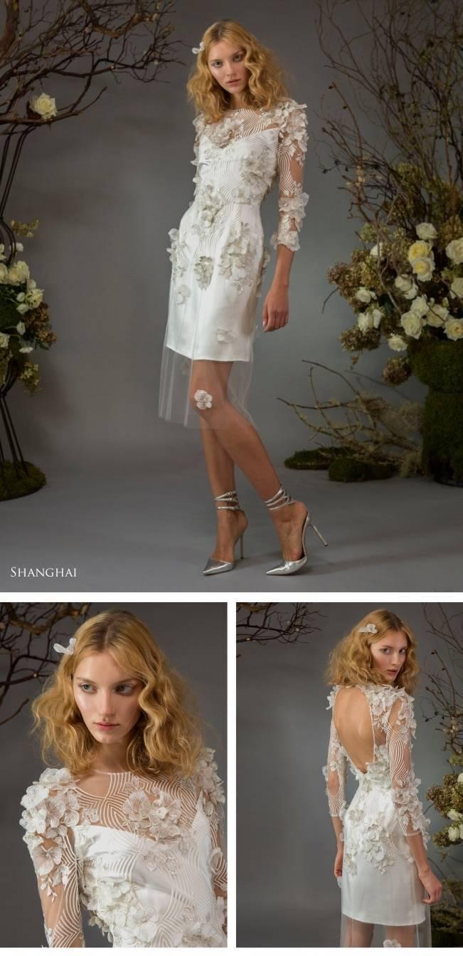 Elizabeth Fillmore Fall 2014 Bridal Collection 9