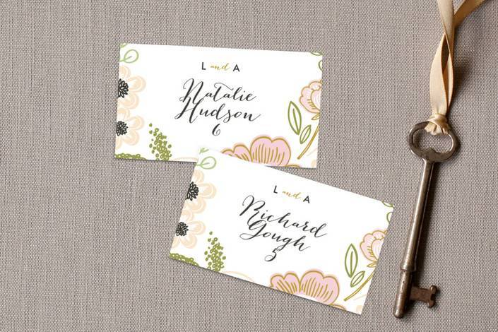 free guest printing from minted