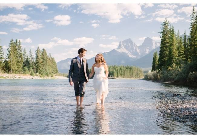 Rustic Canadian Mountain Wedding {Milton Photography} 11