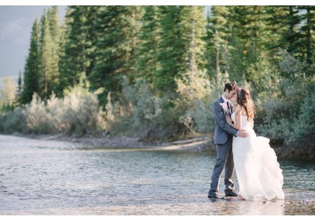 Rustic Canadian Mountain Wedding {Milton Photography} 13
