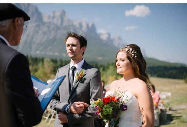 Rustic Canadian Mountain Wedding {Milton Photography} 6