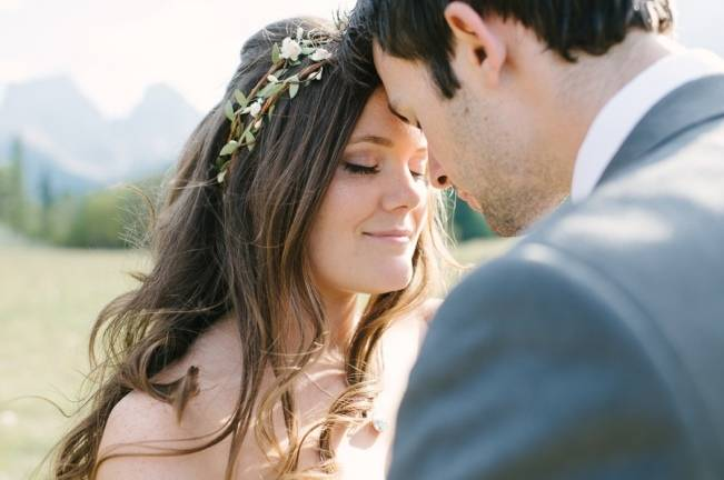 Rustic Canadian Mountain Wedding {Milton Photography} 8