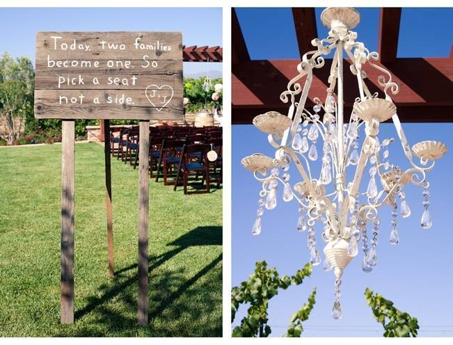 Rustic DIY Vineyard Wedding {Lisa Ormsby Photography} 11